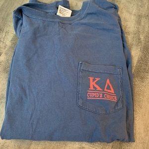 Kappa Delta formal T-shirt